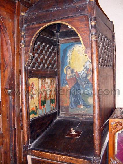 كنيسة السيدة العذراء المغيثة بحارة الروم (10)