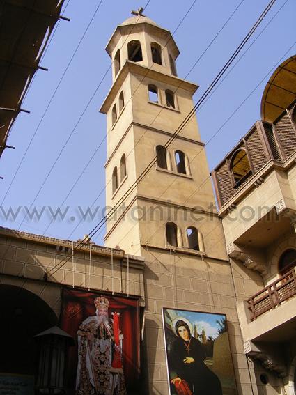 كنيسة السيدة العذراء المغيثة بحارة الروم (11)