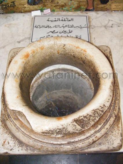 كنيسة السيدة العذراء المغيثة بحارة الروم (12)
