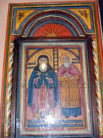 كنيسة السيدة العذراء المغيثة بحارة الروم (15)