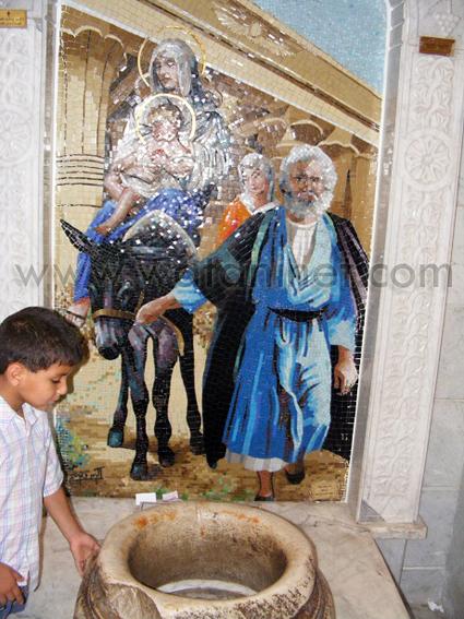 كنيسة السيدة العذراء المغيثة بحارة الروم (21)