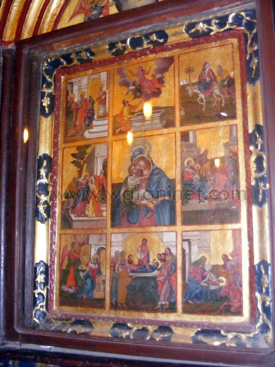 كنيسة السيدة العذراء المغيثة بحارة الروم (22)