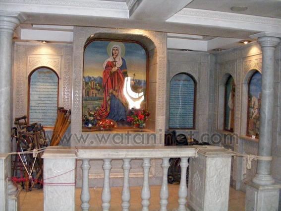 كنيسة السيدة العذراء المغيثة بحارة الروم (23)