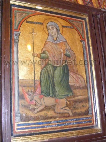كنيسة السيدة العذراء المغيثة بحارة الروم (25)