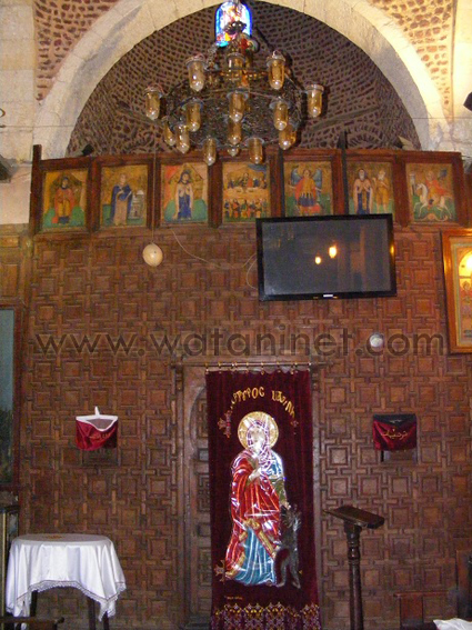 كنيسة السيدة العذراء المغيثة بحارة الروم (26)