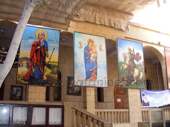 كنيسة السيدة العذراء المغيثة بحارة الروم (4)