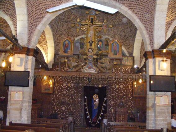 كنيسة السيدة العذراء المغيثة بحارة الروم (41)