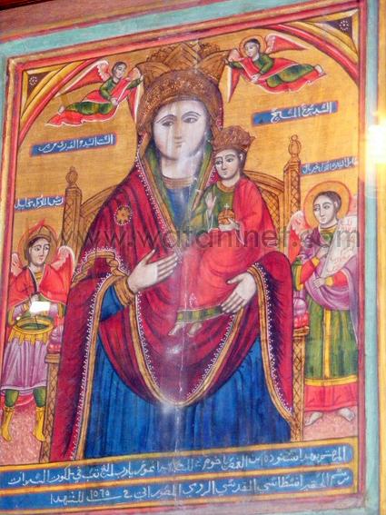 كنيسة السيدة العذراء المغيثة بحارة الروم (48)
