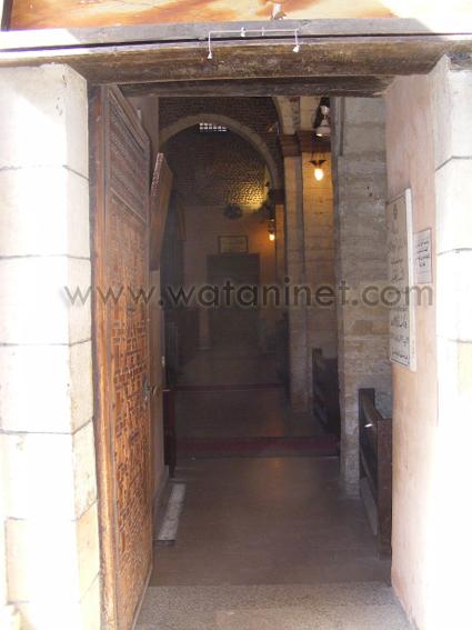 كنيسة السيدة العذراء المغيثة بحارة الروم (50)