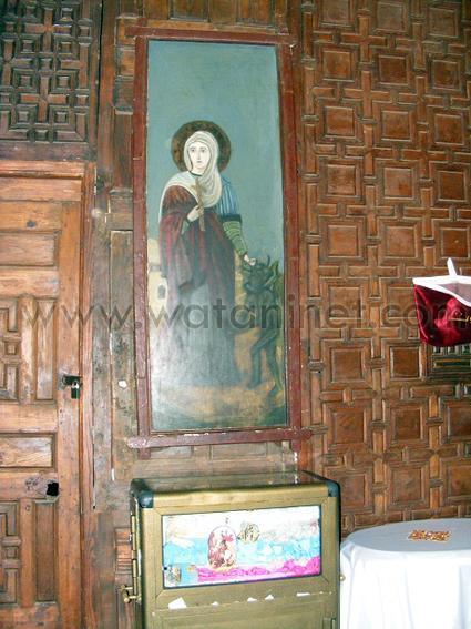 كنيسة السيدة العذراء المغيثة بحارة الروم (7)