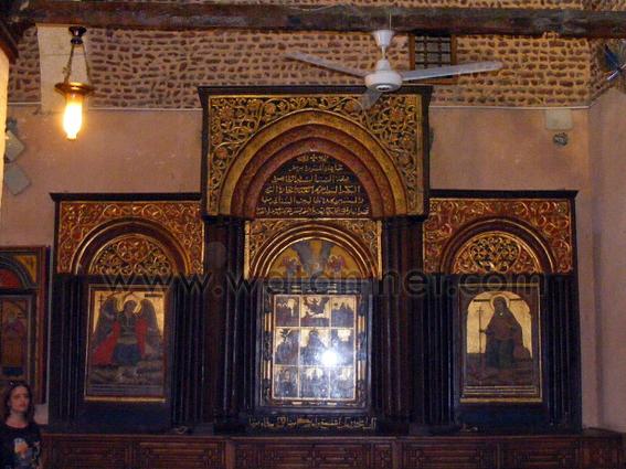 كنيسة السيدة العذراء المغيثة بحارة الروم (8)