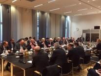 وزير الخارجية يشارك فى اجتماع خاص…
