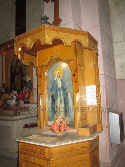 الكنيسة الكادترائية , الكاتدرال  ببورسعيد, (3)