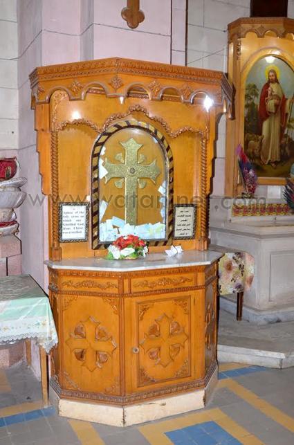كاتدرائية السيدة العذراء مريم والملاك ميخائيل ببورسعيد (12)