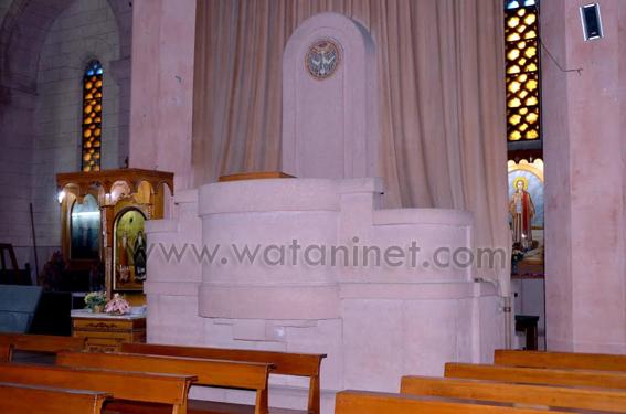 كاتدرائية السيدة العذراء مريم والملاك ميخائيل ببورسعيد (14)