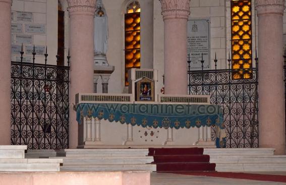 كاتدرائية السيدة العذراء مريم والملاك ميخائيل ببورسعيد (5)