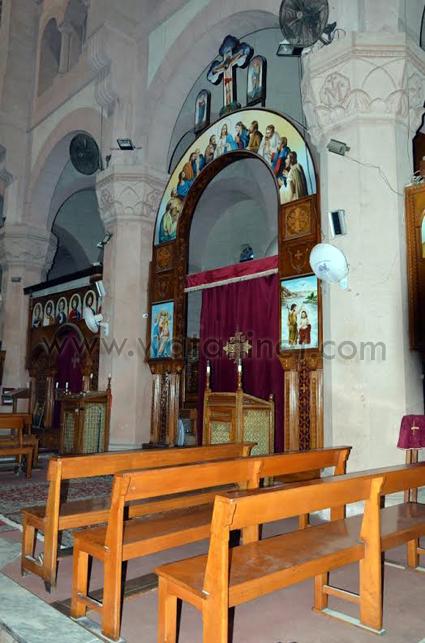 كاتدرائية السيدة العذراء مريم والملاك ميخائيل ببورسعيد (6)