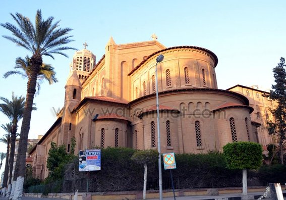 كاتدرائية السيدة العذراء مريم والملاك ميخائيل ببورسعيد (9)