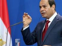 السيسى يلقى كلمة أمام القمة العربية اليوم
