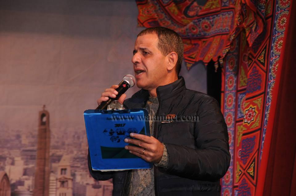 مخرج الروائع الفنان المسرحى جمال المصرى
