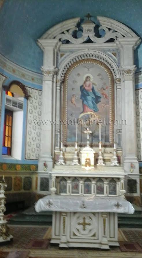 اقدم كنائس الكومبونيان  باسوان  (11)