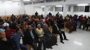 محافظة الإسماعيلية تجري قرعة لتوزيع الشقق على أقباط العهريش المهجرين