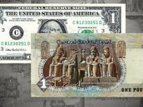 الدولار يواصل الاستقرار أمام الجنيه بالبنوك