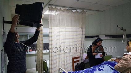 وطني تحاور أهالي المصابين وشهداء حادث الكاتدرائية المرقسية بالإسكندرية (4)