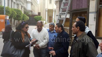 وطني تحاور أهالي المصابين وشهداء حادث الكاتدرائية المرقسية بالإسكندرية(5)