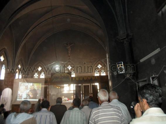 كنيسة  محترقة - السويس (4)