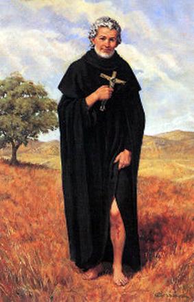 القديس بيريغران شفيع مرض السرطان في العالم