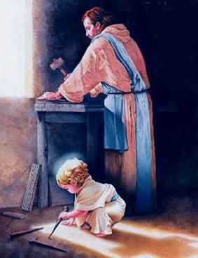 القديس يوسف النجار