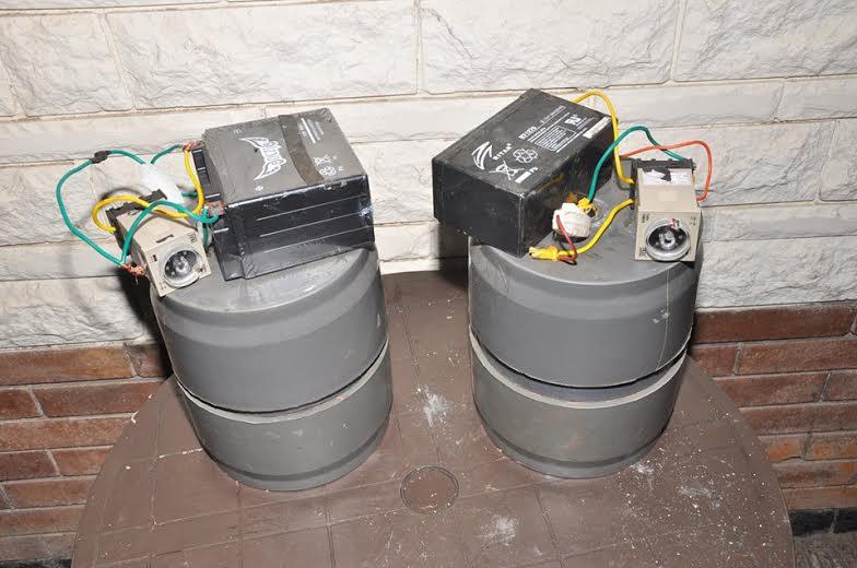 ضبط الخلية المسئولة عن تنفيذ التفجيرات الأخيرة ببورسعيد