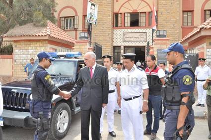 اللواء -فيصل دويدار - مدير امن بورسعيد (1)