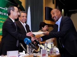 الأمير يشهد تخرج دفعة جديدة من الصحفيين الأفارقة3