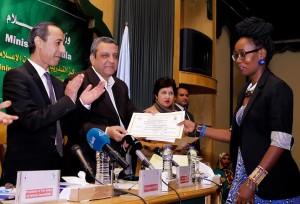 الأمير يشهد تخرج دفعة جديدة من الصحفيين الأفارقة4