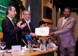 الأمير يشهد تخرج دفعة جديدة من الصحفيين الأفارقة5