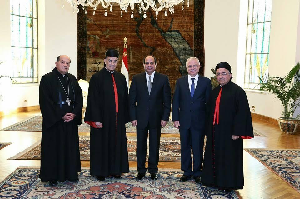"""الكاردينال """"الراعى"""" و 4 أيام على أرض مصر"""