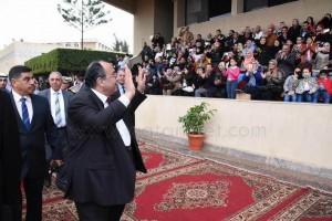 تخرج الدفعة 84 من الأكاديمية العربية للعلوم والتكنولوجيا. 1