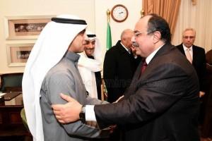 تخرج الدفعة 84 من الأكاديمية العربية للعلوم والتكنولوجيا. 3