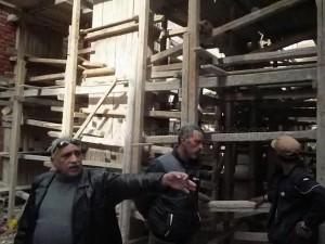 حملة لرفع الإشغالات بشوارع عين شمس9