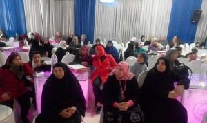 تكريم 70 سيدة من أمهات الشهداء  بالشرقية1