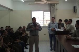 دورة تدريبية لتنمية مهارات أفراد الشرطة 2