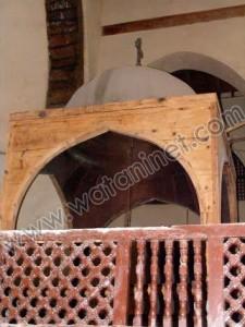 كنيسة القديسة بربارة الاثرية بمصر القديمة02