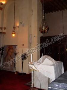 كنيسة القديسة بربارة الاثرية بمصر القديمة06