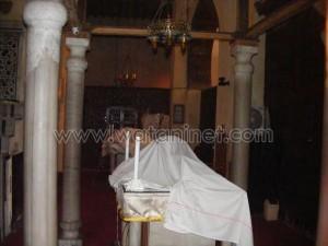 كنيسة القديسة بربارة الاثرية بمصر القديمة07