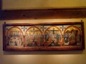 كنيسة القديسة بربارة الاثرية بمصر القديمة21