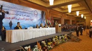 الأكاديمية العربية تحتفل بالحاصلين علي الماجستير4