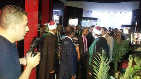 متحف النيل بأسوان يستقبل العشرات من العلماء  (2)