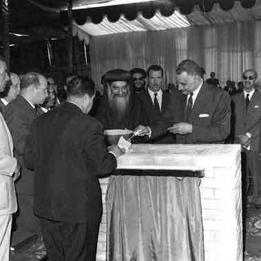 تذكار الإفتتاح العالمي للكاتدرائية المرقسية   (8)